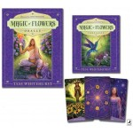 Magic of Flowers Oracle Cards Boxed Set at Mystic Convergence Metaphysical Supplies, Metaphysical Supplies, Pagan Jewelry, Witchcraft Supply, New Age Spiritual Store