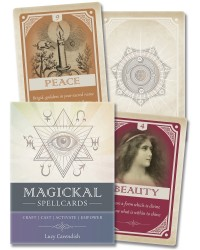 Magickal Spellcards Mystic Convergence Metaphysical Supplies Metaphysical Supplies, Pagan Jewelry, Witchcraft Supply, New Age Spiritual Store