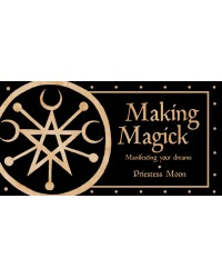 Making Magick Cards Mystic Convergence Metaphysical Supplies Metaphysical Supplies, Pagan Jewelry, Witchcraft Supply, New Age Spiritual Store