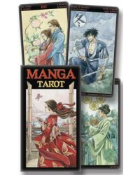 Manga Japanese Anime Inspired Tarot Cards Mystic Convergence Metaphysical Supplies Metaphysical Supplies, Pagan Jewelry, Witchcraft Supply, New Age Spiritual Store