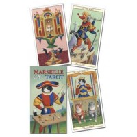 Marseille Cat Tarot Cards