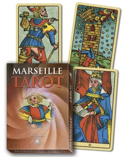 Marseille Tarot Grand Trumps Cards at Mystic Convergence Metaphysical Supplies, Metaphysical Supplies, Pagan Jewelry, Witchcraft Supply, New Age Spiritual Store