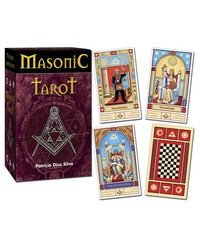 Masonic Tarot Cards Mystic Convergence Metaphysical Supplies Metaphysical Supplies, Pagan Jewelry, Witchcraft Supply, New Age Spiritual Store