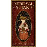 Medieval Cat Tarot Cards