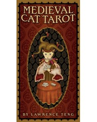Medieval Cat Tarot Cards Mystic Convergence Metaphysical Supplies Metaphysical Supplies, Pagan Jewelry, Witchcraft Supply, New Age Spiritual Store