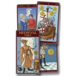 Medieval Tarot Cards at Mystic Convergence Metaphysical Supplies, Metaphysical Supplies, Pagan Jewelry, Witchcraft Supply, New Age Spiritual Store