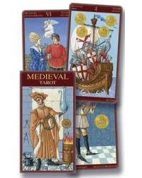 Medieval Tarot Deck Mystic Convergence Metaphysical Supplies Metaphysical Supplies, Pagan Jewelry, Witchcraft Supply, New Age Spiritual Store