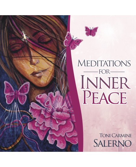 Meditations for Inner Peace CD at Mystic Convergence Metaphysical Supplies, Metaphysical Supplies, Pagan Jewelry, Witchcraft Supply, New Age Spiritual Store