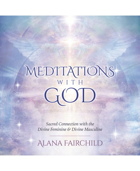 Meditations with God CD at Mystic Convergence Metaphysical Supplies, Metaphysical Supplies, Pagan Jewelry, Witchcraft Supply, New Age Spiritual Store