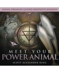 Meet Your Power Animal CD Mystic Convergence Metaphysical Supplies Metaphysical Supplies, Pagan Jewelry, Witchcraft Supply, New Age Spiritual Store