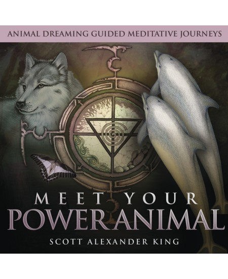 Meet Your Power Animal CD at Mystic Convergence Metaphysical Supplies, Metaphysical Supplies, Pagan Jewelry, Witchcraft Supply, New Age Spiritual Store