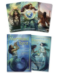 Mermaid Tarot Cards Mystic Convergence Metaphysical Supplies Metaphysical Supplies, Pagan Jewelry, Witchcraft Supply, New Age Spiritual Store
