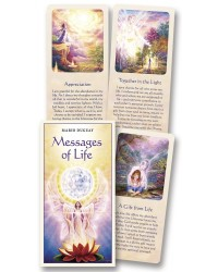 Messages of Life Cards Mystic Convergence Metaphysical Supplies Metaphysical Supplies, Pagan Jewelry, Witchcraft Supply, New Age Spiritual Store