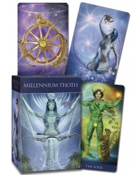 Millennium Thoth Tarot Cards Mystic Convergence Metaphysical Supplies Metaphysical Supplies, Pagan Jewelry, Witchcraft Supply, New Age Spiritual Store