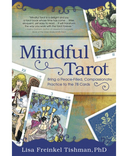 Mindful Tarot at Mystic Convergence Metaphysical Supplies, Metaphysical Supplies, Pagan Jewelry, Witchcraft Supply, New Age Spiritual Store