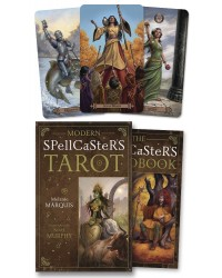 Modern Spellcaster's Tarot Cards Mystic Convergence Metaphysical Supplies Metaphysical Supplies, Pagan Jewelry, Witchcraft Supply, New Age Spiritual Store