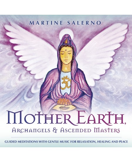 Mother Earth, Archangels & Ascended Masters CD at Mystic Convergence Metaphysical Supplies, Metaphysical Supplies, Pagan Jewelry, Witchcraft Supply, New Age Spiritual Store