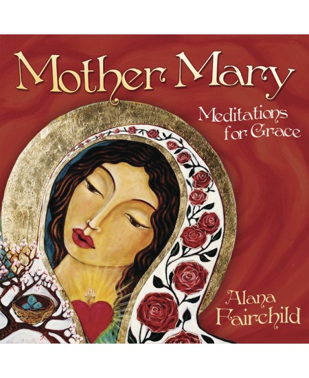 Mother Mary CD at Mystic Convergence Metaphysical Supplies, Metaphysical Supplies, Pagan Jewelry, Witchcraft Supply, New Age Spiritual Store