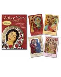 Mother Mary Oracle Cards Mystic Convergence Metaphysical Supplies Metaphysical Supplies, Pagan Jewelry, Witchcraft Supply, New Age Spiritual Store
