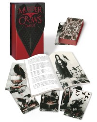 Murder of Crows Tarot Cards Limited Edition Kit Mystic Convergence Metaphysical Supplies Metaphysical Supplies, Pagan Jewelry, Witchcraft Supply, New Age Spiritual Store