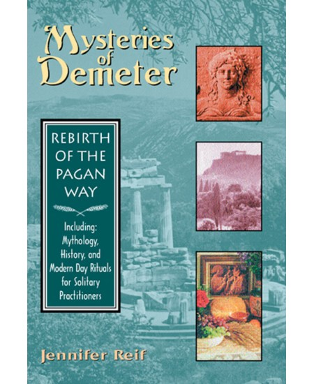 Mysteries of Demeter at Mystic Convergence Metaphysical Supplies, Metaphysical Supplies, Pagan Jewelry, Witchcraft Supply, New Age Spiritual Store