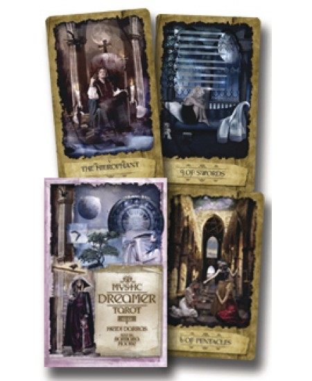 Mystic Dreamer Tarot Cards at Mystic Convergence Metaphysical Supplies, Metaphysical Supplies, Pagan Jewelry, Witchcraft Supply, New Age Spiritual Store