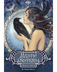 Mystic Sisters Oracle Cards Mystic Convergence Metaphysical Supplies Metaphysical Supplies, Pagan Jewelry, Witchcraft Supply, New Age Spiritual Store
