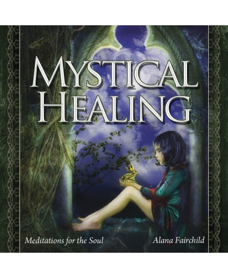 Mystical Healing CD at Mystic Convergence Metaphysical Supplies, Metaphysical Supplies, Pagan Jewelry, Witchcraft Supply, New Age Spiritual Store