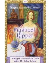 Mystical Kipper Fortune Telling Cards Mystic Convergence Metaphysical Supplies Metaphysical Supplies, Pagan Jewelry, Witchcraft Supply, New Age Spiritual Store