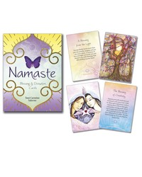 Namaste Blessing & Divination Cards Mystic Convergence Metaphysical Supplies Metaphysical Supplies, Pagan Jewelry, Witchcraft Supply, New Age Spiritual Store