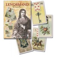 Lenormand Oracle Historical Tarot Cards
