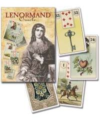 Lenormand Oracle Historical Tarot Deck Mystic Convergence Metaphysical Supplies Metaphysical Supplies, Pagan Jewelry, Witchcraft Supply, New Age Spiritual Store