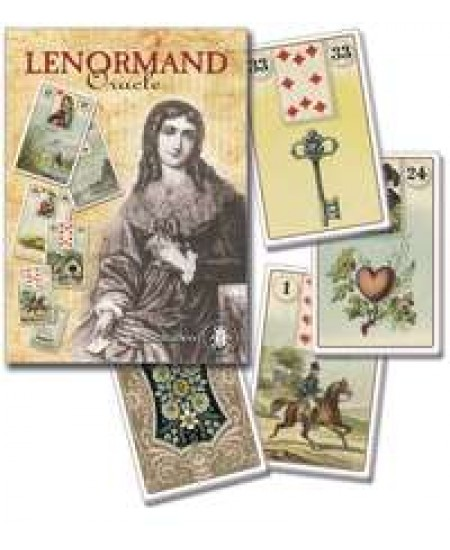 Lenormand Oracle Historical Tarot Cards at Mystic Convergence Metaphysical Supplies, Metaphysical Supplies, Pagan Jewelry, Witchcraft Supply, New Age Spiritual Store