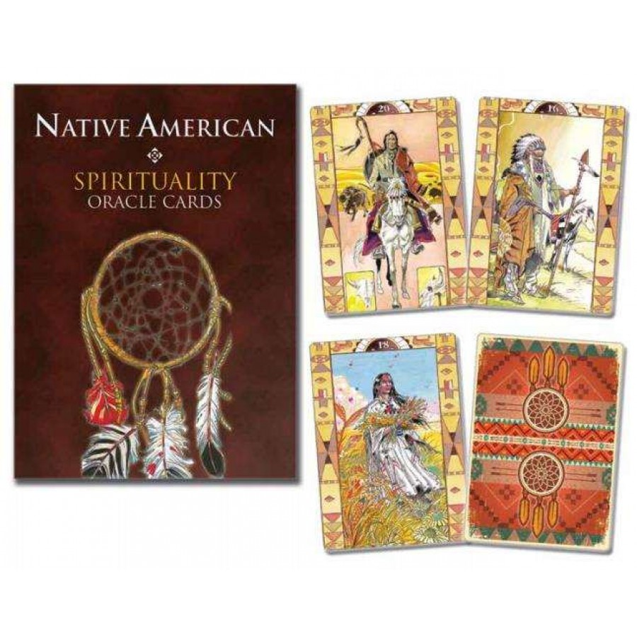 Native American Spirituality Oracle Cards Native American Symbols