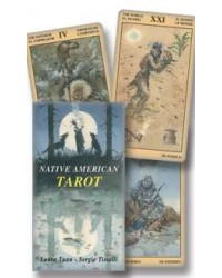 Native American Tarot Deck Mystic Convergence Metaphysical Supplies Metaphysical Supplies, Pagan Jewelry, Witchcraft Supply, New Age Spiritual Store