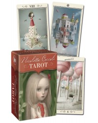 Nicoletta Ceccoli Tarot Mini Cards Mystic Convergence Metaphysical Supplies Metaphysical Supplies, Pagan Jewelry, Witchcraft Supply, New Age Spiritual Store