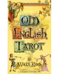 Old English Tarot Cards Mystic Convergence Metaphysical Supplies Metaphysical Supplies, Pagan Jewelry, Witchcraft Supply, New Age Spiritual Store
