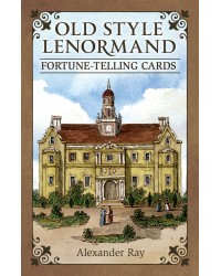 Old Style Lenormand Fortune-Telling Cards Mystic Convergence Metaphysical Supplies Metaphysical Supplies, Pagan Jewelry, Witchcraft Supply, New Age Spiritual Store