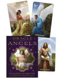 Oracle of the Angels Cards Mystic Convergence Metaphysical Supplies Metaphysical Supplies, Pagan Jewelry, Witchcraft Supply, New Age Spiritual Store