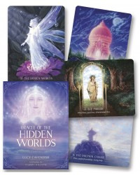Oracle of the Hidden Worlds Cards Mystic Convergence Metaphysical Supplies Metaphysical Supplies, Pagan Jewelry, Witchcraft Supply, New Age Spiritual Store