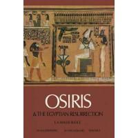 Osiris and the Egyptian Resurrection Vol 2