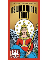 Oswald Wirth Tarot Cards Mystic Convergence Metaphysical Supplies Metaphysical Supplies, Pagan Jewelry, Witchcraft Supply, New Age Spiritual Store
