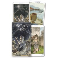 Pagan Mini Tarot Card Deck