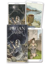 Pagan Mini Tarot Card Deck Mystic Convergence Metaphysical Supplies Metaphysical Supplies, Pagan Jewelry, Witchcraft Supply, New Age Spiritual Store