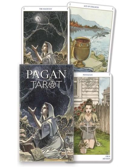 Pagan Mini Tarot Card Deck at Mystic Convergence Metaphysical Supplies, Metaphysical Supplies, Pagan Jewelry, Witchcraft Supply, New Age Spiritual Store