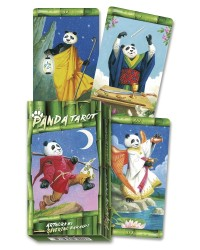 Panda Tarot Cards Mystic Convergence Metaphysical Supplies Metaphysical Supplies, Pagan Jewelry, Witchcraft Supply, New Age Spiritual Store
