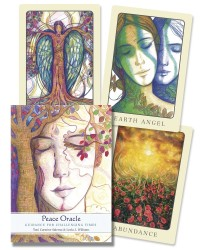Peace Oracle Cards Mystic Convergence Metaphysical Supplies Metaphysical Supplies, Pagan Jewelry, Witchcraft Supply, New Age Spiritual Store