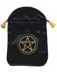 Pentacle Satin Bag Mystic Convergence Metaphysical Supplies Metaphysical Supplies, Pagan Jewelry, Witchcraft Supply, New Age Spiritual Store