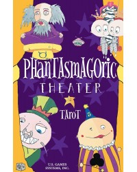 Phantasmagoric Theater Tarot Cards Mystic Convergence Metaphysical Supplies Metaphysical Supplies, Pagan Jewelry, Witchcraft Supply, New Age Spiritual Store