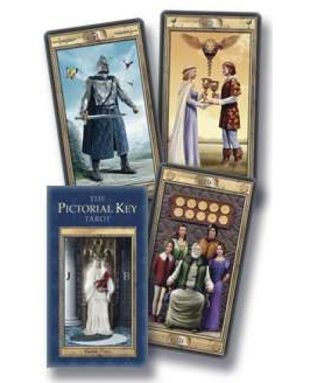 Pictorial Key Tarot Cards at Mystic Convergence Metaphysical Supplies, Metaphysical Supplies, Pagan Jewelry, Witchcraft Supply, New Age Spiritual Store